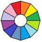 ColouredWheel